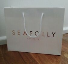 Seafolly Australia Gift Carry Shopping Paper Bag