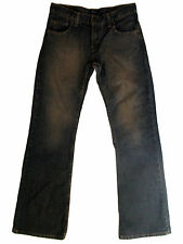 Levi 460 mid-rise rigid boot cut jeans 28x33 8-9? SAMPLE made in ADELAIDE!