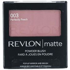 Revlon Powder Matte Blush - 003 Perfectly Peach
