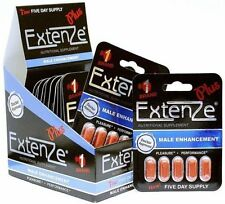 Extenze Plus - 60 Pills - 2 Month Supply - #1 Rated Male Enhancement Supplement