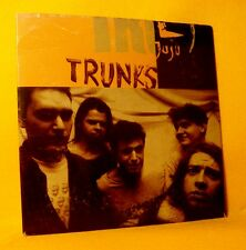 Cardsleeve single CD Trunks Juju 3 TR 1994 Belgian Indie Hard Rock MEGA RARE !