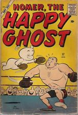 HOMER, THE HAPPY GHOST #17 (1958) Atlas Comics GOOD/VERY GOOD-