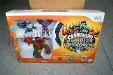 Skylanders Giants Starter Pack Game Portal w/ Jet Vac Cynder Tree Rex Wii NEW