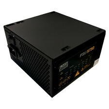 SPECIAL - LMS DATA 750W ATX QUIET POWER SUPPLY UNIT - 38 AMPS & 6 PIN PCI