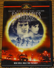 SOLAR WARRIORS SOLARBABIES 1986 JAMI GERTZ JASON PATRIC OOP R1 DVD SHIPS FROM UK