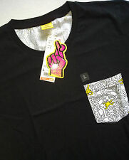 Keith Haring 09 Black 342 ry103 L 100%