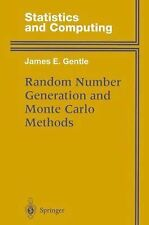 Random Number Generation and Monte Carlo Methods by J. E. Gentle (1998,...