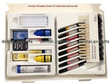 Ivoclar Vivadent Tetric N Collection System kit Dental Composite Material
