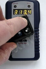 Remote control tester frequency detector IR & RF Key Fob Tester