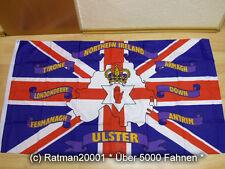 Fahnen Flagge Nordirland 6 Grafschaften - 90 x 150 cm