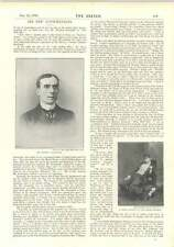 1894 m. weedon Grossmith nouvel acteur manager