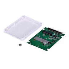 mSATA Pour 6.3cm PATA/IDE Boîtier SSD Adaptateur étui