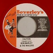 BOB MARLEY & THE WAILERS - CAUTION (BEVERLEY'S) 1970