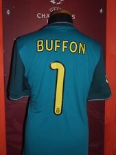 BUFFON JUVENTUS 2009/2010 MATCH WORN MAGLIA SHIRT CALCIO FOOTBALL JERSEY