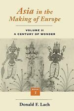 Asia in the Making of Europe, Volume II: A Century of Wonder. Book 3: The Schola
