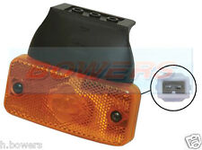 VIGNAL AMBER SIDE MARKER LAMP/LIGHT CITROEN JUMPER FIAT DUCATO PEUGEOT BOXER