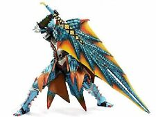 New MONSTER HUNTER 3G Limited ed Action figure Lagiacrus Armor Weapons Japan