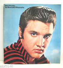Elvis Presley An Illustrated Biography Wallraf and Plehn 120 Pgs. 1978 Paperback