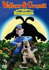 DVD WALLACE & GROMIT - Auf der Jagd nach dem Riesenkaninchen # Nick Park ++NEU