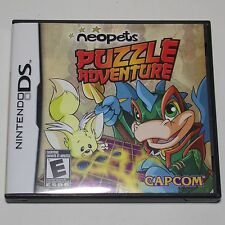 Neopets Puzzle Adventure Nintendo DS / DSi / XL / New 3DS - Nice complete!