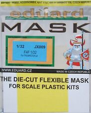 Eduard 1/32 JX009 Canopy Mask for the Trumpeter F4F Wildcat kit