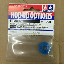 Tamiya 54706 1/10 RC TA07 Aluminum Counter Pulley