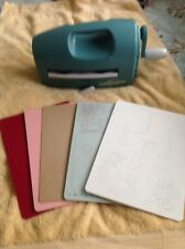 Spellbinders Grand Calaber Die Cutting and Embossing Machine
