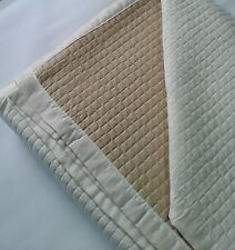 Trapuntina letto matrimoniale double face Beige/Panna 255x255 cm N259