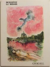 Marc Chagall Derriere Le Miroir 246 - Original Chagall Lithographs