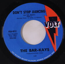 BAR-KAYS: Don't Stop Dancing / Part 2 45 Soul