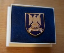 Royal Scots Dragoon guards Lapel pin badge