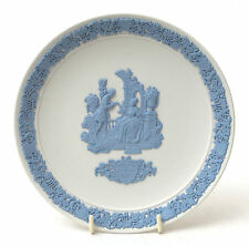Wedgwood Jasperware 1988 My Valentine's Day Ltd Edition Annual Collectors Plate