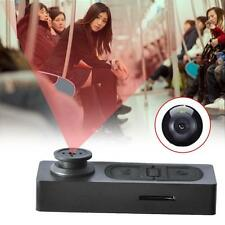 Mini HD Button Camera Camcorder Video Recorder DV Spy Hidden Pinhole Cam DVR C5