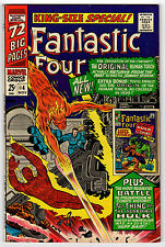 FANTASTIC FOUR ANNUAL #4 7.0 OFF-WHITE PAGES SILVER AGE