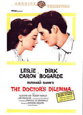 The Doctor's Dilemma (DVD MOVIE) BRAND NEW