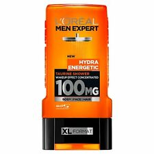 L'Oreal Men Expert Hydra Energetic Gel Doccia 300ml