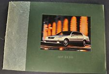 1997 Lexus GS 300 Prestige Catalog Sales Brochure Excellent Original 97