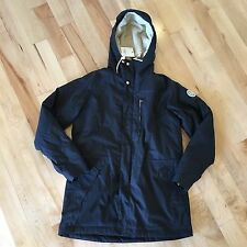 NWT NORSE PROJECTS FOR J CREW LINDISFARNE JACKET SMALL $570 IN NAVY BLUE