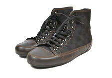 Louis Vuitton men high top sneakers casual shoes Size 7 1/2 EUR40