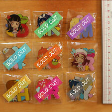 Love Live! Sunshine!! Metal Trading Pins (1 PC - Your Choice)