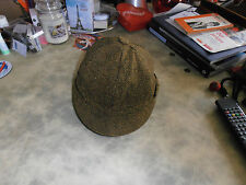 Vintage T O'Gorman & Sons Ltd Irish Tweed Fishing Hat Size 7