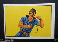 figurines figuren figurer stickers picture cards figurine big jim 44 panini 1977