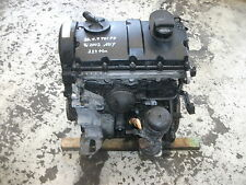 1.9 TDI PD DIESEL MOTOR 116 PS AUY VW GOLF SHARAN SEAT AUDI FORD GALAXY SKODA