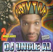 Party Time by DJ Uncle Al (CD, Jan-1997, On Top Records) Free Ship #EJ02