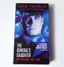The General's Daughter VHS Paramount Pictures 1999
