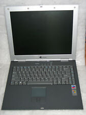 "Gateway 450ROG 15"" Notebook Laptop with charger. As is. Good Physical Shape"