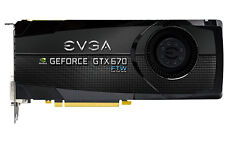 eVGA GeForce GTX 670 FTW  (2048 MB) (02GP43677KR) Graphics Card
