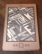 "*** Amazon Kindle 6"" E Ink Display 2GB, Wi-Fi *** supplied with a FREE case ***"