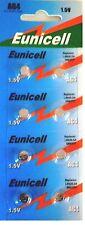 EUNICELL 8 Batteria AG4 LR626 LR626SW 377A SR 626 SR377 G4
