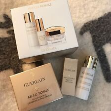 3 pcs set Guerlain gift set ABEILLE ROYALE EYE CREAM 0.5 OZ full size plus extra